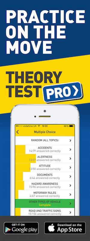 Theory Test Pro in partnership with Littleworth Learners